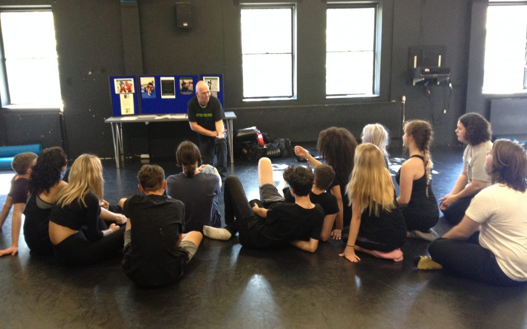 Personal safety and self defence in schools