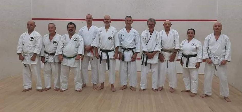 Principals of Wado Ryu Karate Ju-Jutsu