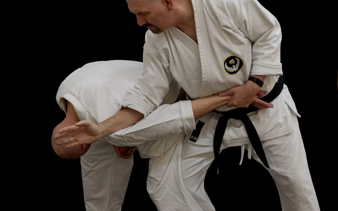 What is Kuzushi in Karate?