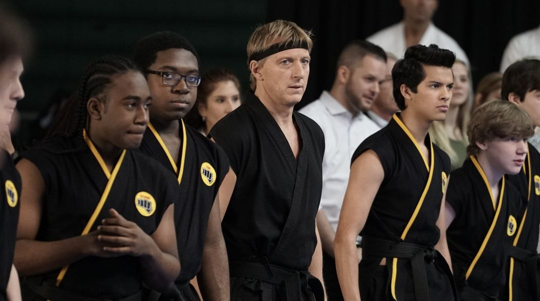 Worthing Karate Academy, review of Cobra Kai